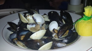 Mussels & Clams Divalo